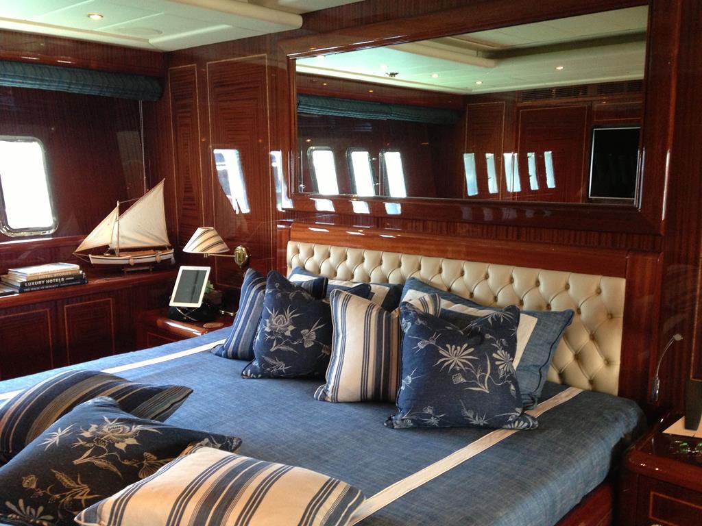 Dise o de interiores para barcos for Decoracion barcos interiores